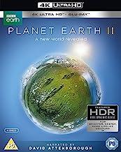 PLANET EARTH 2 -プラネットアース2- コンプリートBOX 4K ULTRA HD & ブルーレイセット ( 300分 ) BBC EARTH ライフシリーズ / デイビッド・アッテンボロー [Blu-ray] [Import]