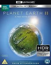 Planet Earth 2 – Planet Earth 2 – Complete Box K Ultra HD & buru-reisetto 300 Minutes BBC Earth Life Series/David Attenborough