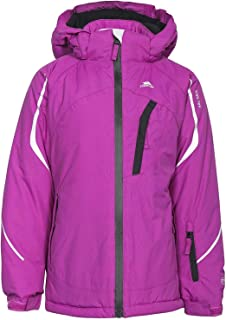 Trespass Jala Ski Jacket - Girls - Waterproof - Breatable …