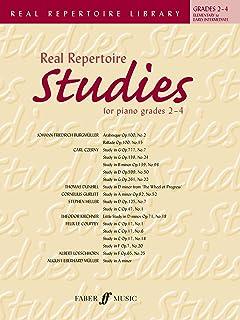 Real Repertoire Studies Grades 2-4