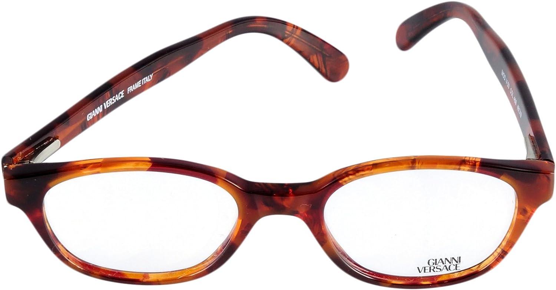 Versace Eyeglasses V53 Col. A09 Brown Tortoise 4819 Made in