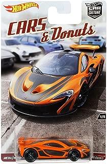 Hot Wheels Mattel Car Culture Cars & Donuts McLAREN P1 1/5