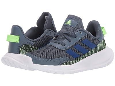 adidas Kids Tensaur Run (Little Kid/Big Kid) (Legacy Blue/Team Royal Blue/Signal Green) Boy