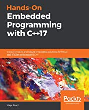 modern c++ embedded