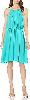 فستان لل نساء مقاس M , احمر - فساتين عملية كاجوال Aruba 6