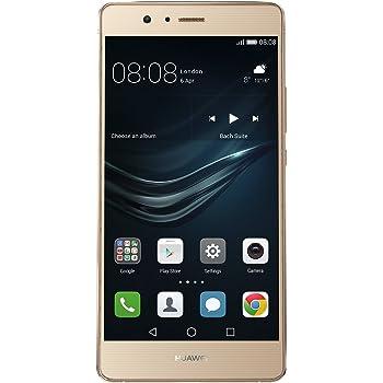 Huawei P9 Lite 16Gb 3Gb RAM Dual- SIM Gold DE: Amazon.es: Electrónica