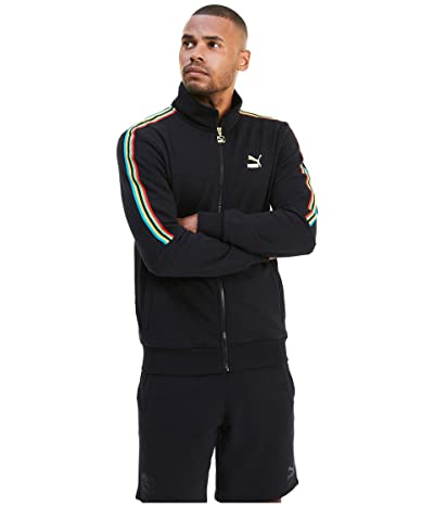 PUMA TFS Track Top (PUMA Black) Men