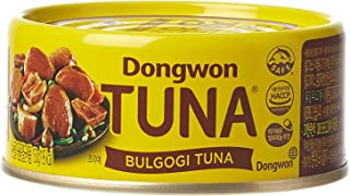 Dongwon Bulgogi Tuna, 150 gm