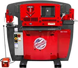 Edwards JAWS 65-Ton Ironworker with Accessory Pack - 3-Phase, 380 Volt, Model Number IW65-3P380-AC600
