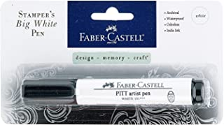 Faber-Castell Stamper's Big Brush Pen - Opaque White