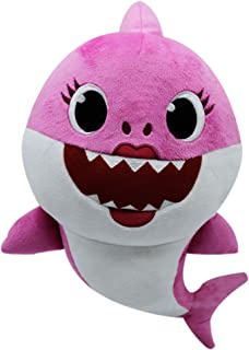 Pinkfong Singing Plush, Mommy Shark