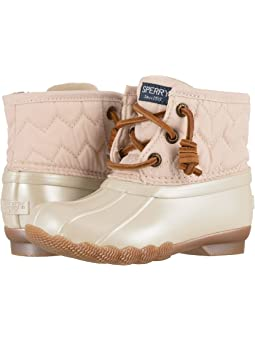 Sperry top sider saltwater pearl + FREE
