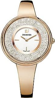Ladies' Swarovski Crystalline Pure Rose Gold Tone Watch 5269250
