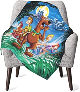 Scooby Doo Receiving Blankets Newborns Preschool