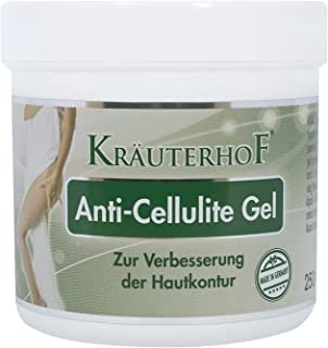 Kräuterhof Anti-Cellulite Gel 250 ml 2er pack 2 x 250 ml = 500 ml