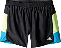 Perforated Shorts (Big Kids)