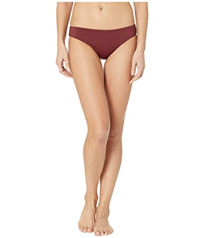 Seafolly Active Hipster Pants (Plum) Women