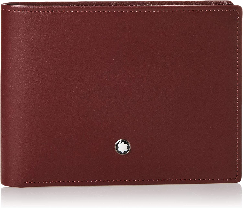 MONTBLANC Men's Card Case Wallet