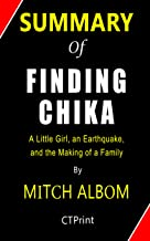 Summary of Finding Chika By Mitch Albom | A Little Girl, an Earthquake, and the Making of a Family