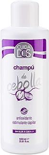 Cuidados Champú de cebolla. Reduce la grasa. Estimulante capilar. Antioxidante cabello - 1000 ml