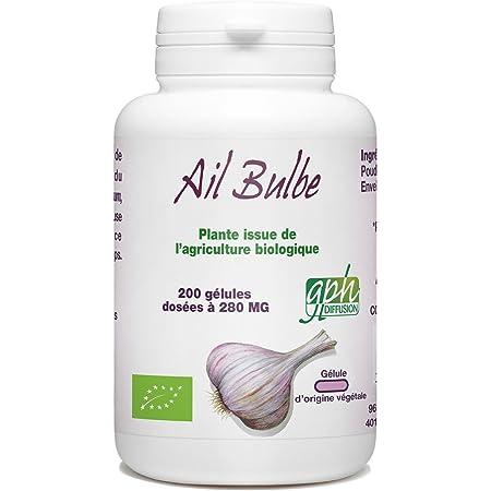 Ail Bio AB 280mg - 200 gélules végétales