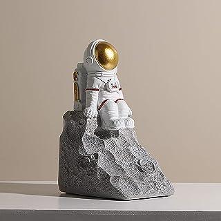 Creative astronautes décoration lumière luxe Spaceman porte vin salon nordique Meuble TV bureau décoration pépinière pour ...