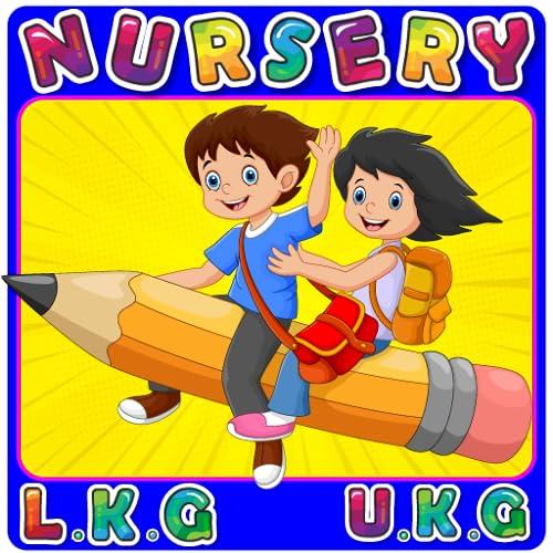 Nursery Kids – LKG, UKG, pre-kindergarten Learning