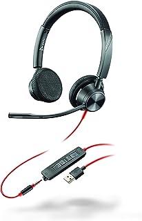 Plantronics Blackwire 3325 USB-A Headset, Microsoft Teams Version