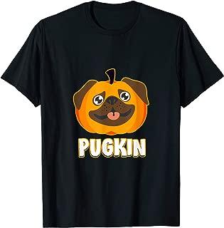 Halloween Pugkin Pug pumpkin T-Shirt