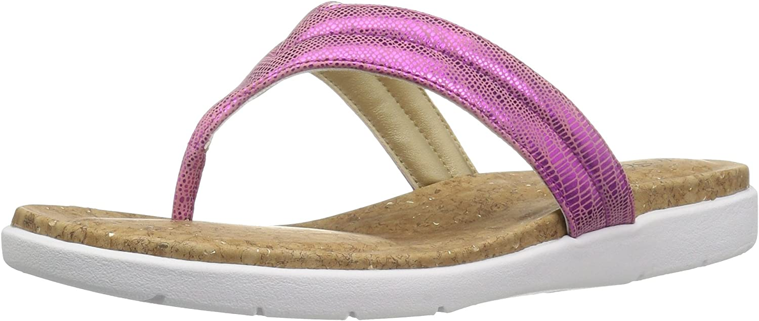 Soft Style Womens Lizzy Flat Sandal