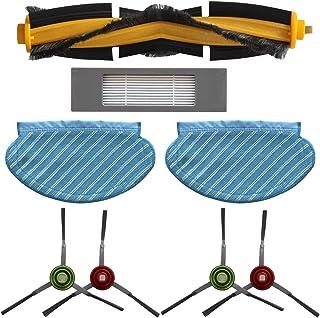 REYEE Zestaw 8 zamiennych akcesoriów do Ecovacs Robotics Buddy do Ecovacs DEEBOT OZMO 920 OZMO 950