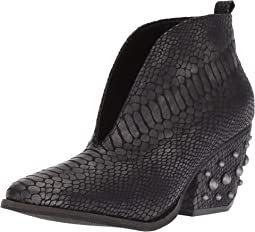 Roper Embossed Studded Bootie