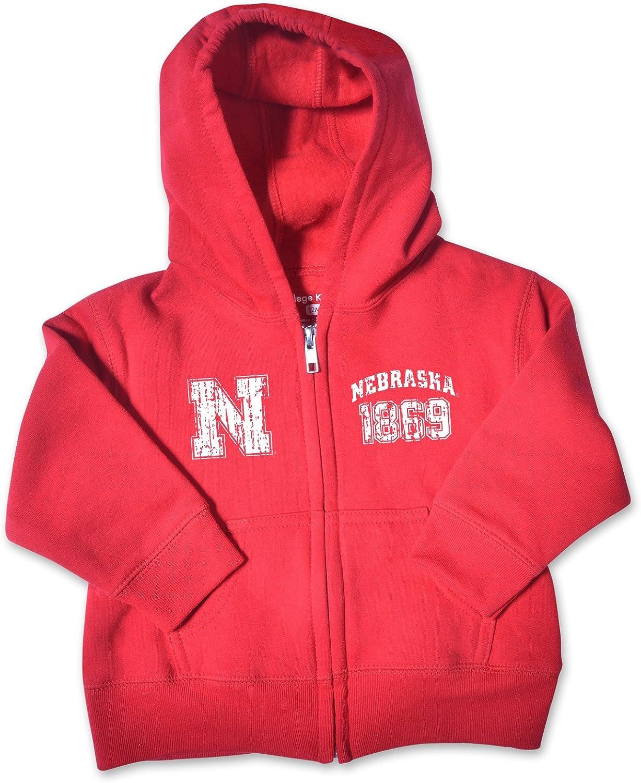 NCAA Toddler Zip Hood