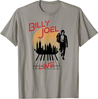 Billy Joel - Live in the City T-Shirt