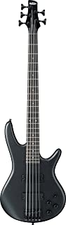 Best Ibanez 5 String Bass Guitar, Right, Weathered Black (GSR205BWK) Review