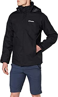 Berghaus Men's RG Alpha 3-in-1 Waterproof Jackets with Removable Fleece