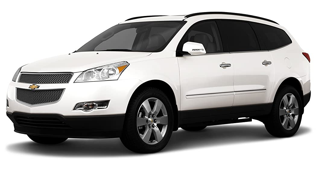 Amazon Com 2011 Chevrolet Traverse Ls Reviews Images And Specs