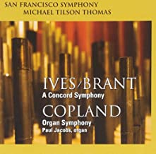 ives concord symphony