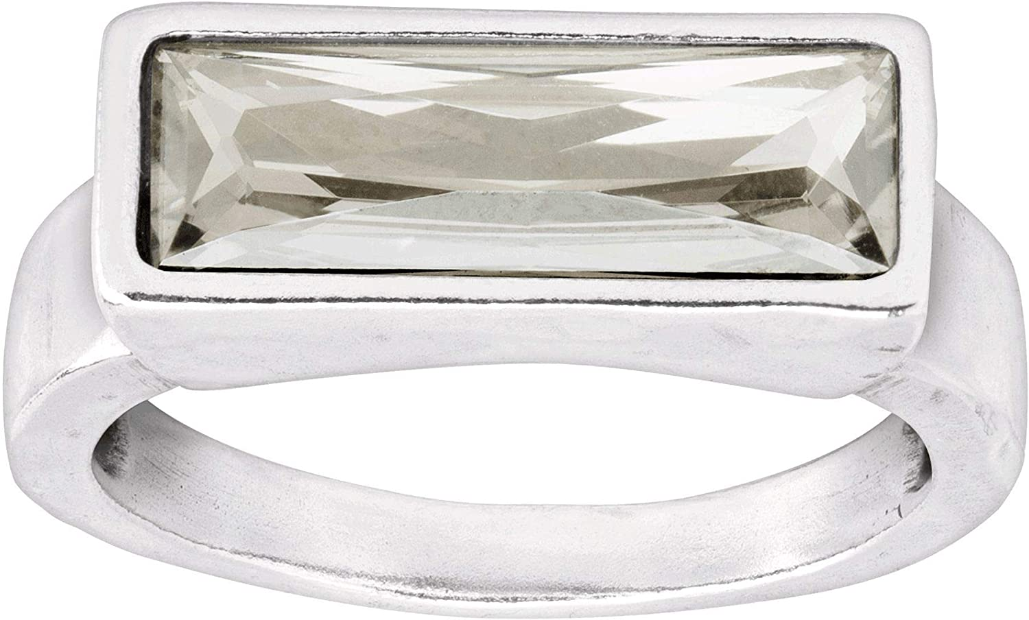 Ranking TOP5 Silpada 'Soirée Not Max 40% OFF Sorry' White Sterling in Ring Sil Crystal