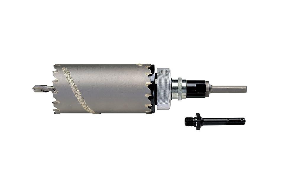 スポンジ舌な襟イチネンTASCO TA670W-80 両刃コアドリル(回転?振動兼用)