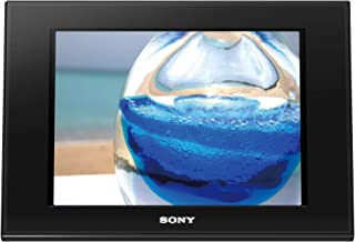 Sony DPF-D80 8-Inch LCD Digital Photo Frame (Black)