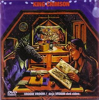 KING CRIMSON - Vroom Vroom / On Broadway (2 CD) deja VROOM (DVD)