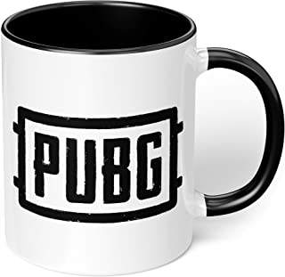 """1 Mug -""""PUBG"""" Gamer's Collectors - Perfect for your cuppa Coffee, Tea, Karak, Milk, Cocoa or whatever Hot or Cold Beverage..."""