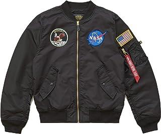 Alpha Industries Men's Apollo L-2B Flight Jacket