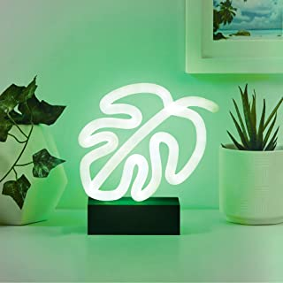 Best monstera leaf neon sign Reviews