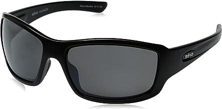 Revo Unisex Re 4057 Bearing Rectangular Polarized Uv Protection Sunglasses