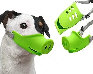 Freestep Pet Dog Anti-bite mask Anti-Barking Device Stopping Barking - Anti-Feeding, Breathable Adjustable,7-22