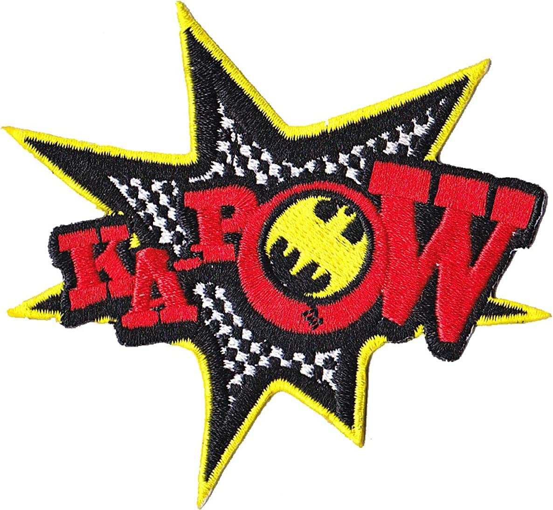 Application DC Comics Batman Pow Patch