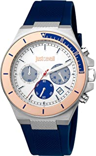 Just Cavalli Fashion Sport Gents 3 Hands Quartz Watch