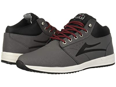 Lakai Griffin Boot (Grey Nubuck) Men